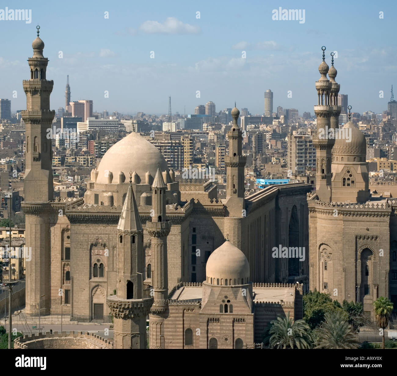 le-caire-monuments - Photo