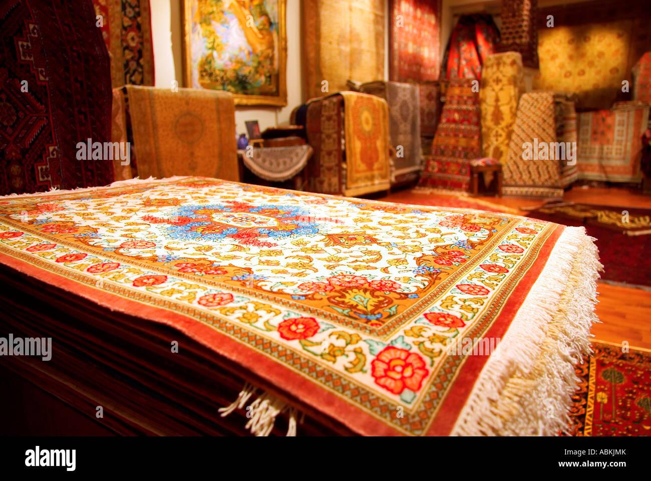 Mille Et Une Boutique De Tapis Persan Tapis Dubai Boutique Avant