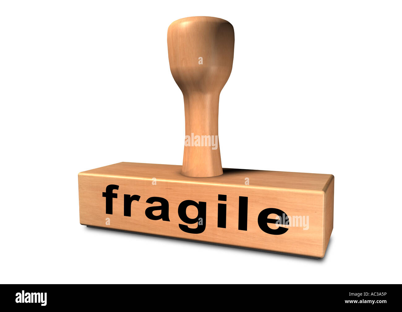 Stamp chop indenteur de base fragile punch pénétrateur Banque D'Images