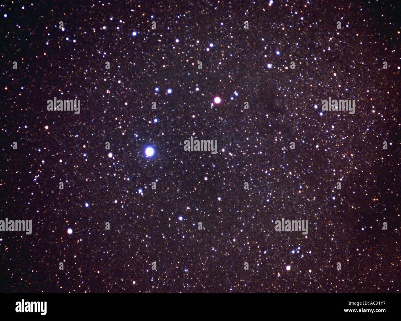 Alpha Star Altair Aquila 12e étoile La Plus Brillante Dans