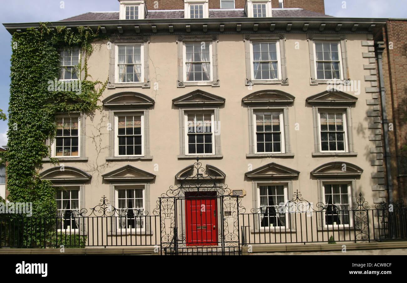 La maison tallard marshall newdigate house en porte du