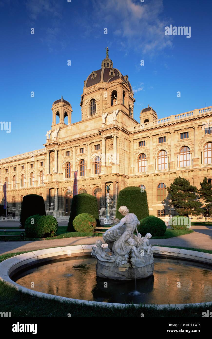 Musée des beaux-arts, Vienne, Autriche Photo Stock