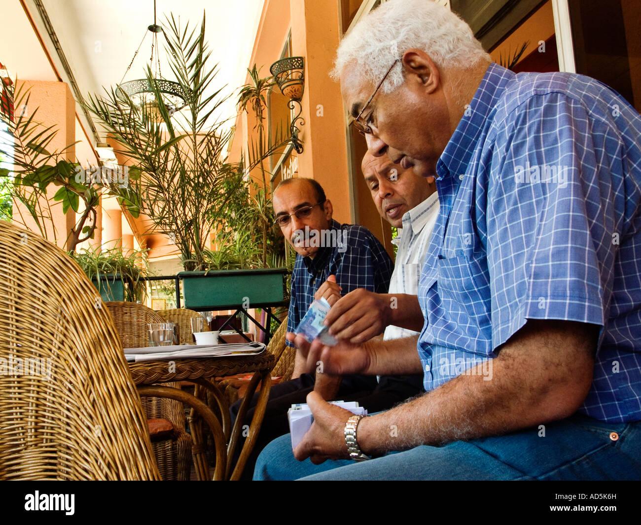 Les hommes marocains