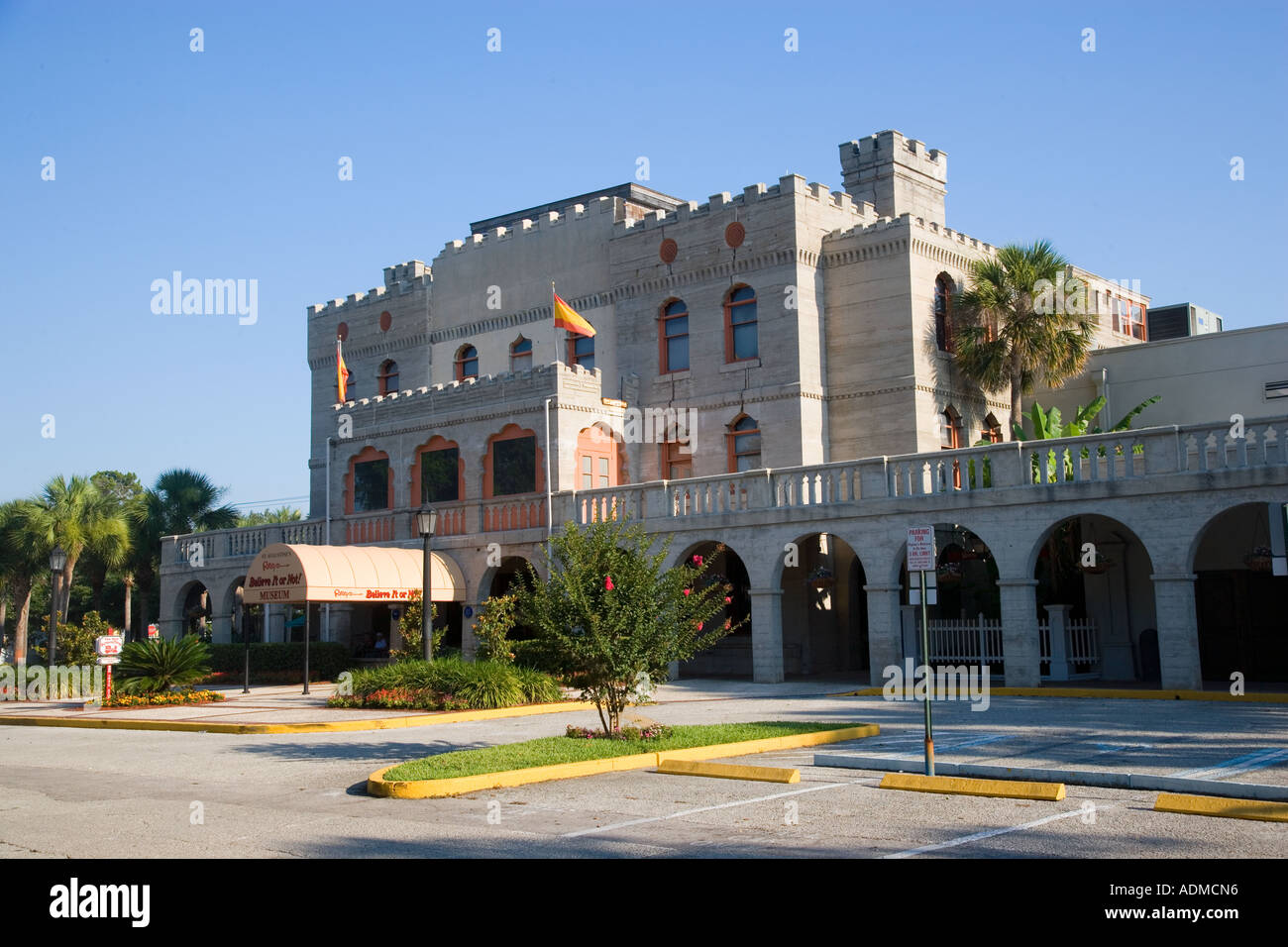 Ripley s Believe it or Not St Augustine Florida USA Photo Stock