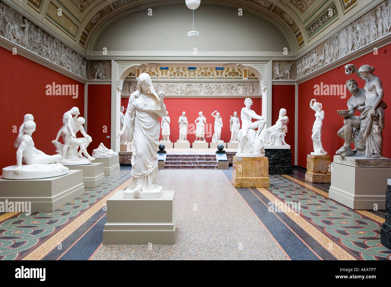 Ny Carlsberg Glyptotek Photo Stock