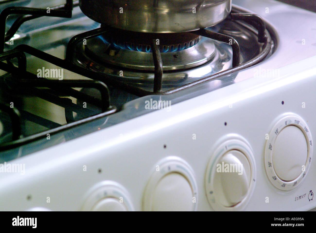 Sweet Home Cuisine Equipee Four Electrique Bruleur En Acier