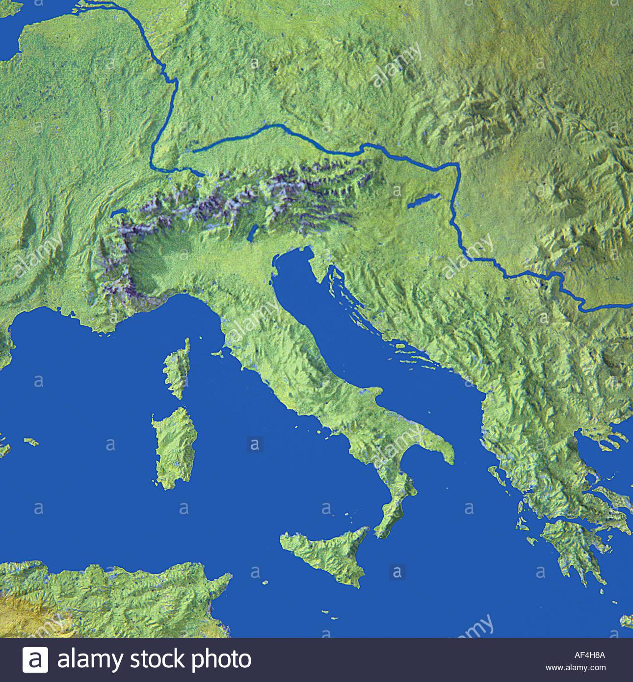Carte Italie Grece Croatie.Cartes Carte Du Monde Globe Terrestre Europe Italie Croatie