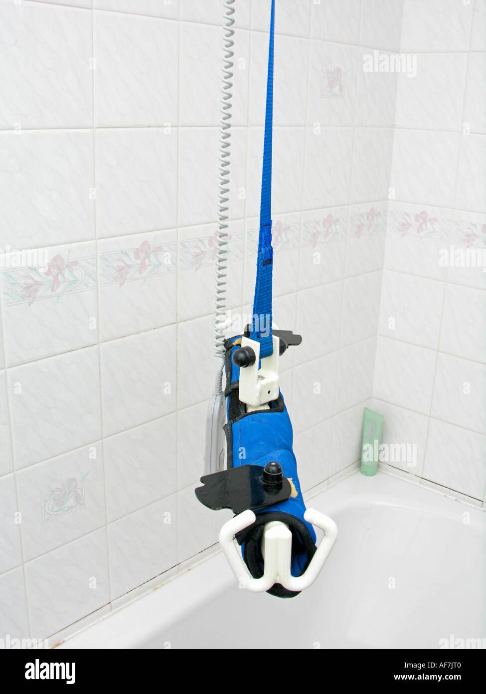 Équipement pour handicapé palan plafond windsor dans la salle de