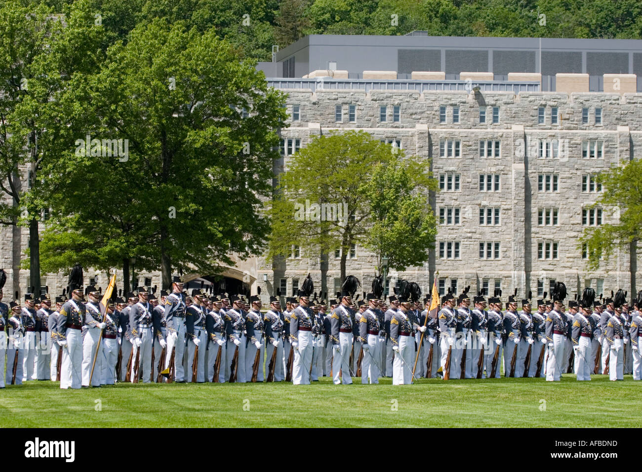 Rencontres à West Point Military Academy