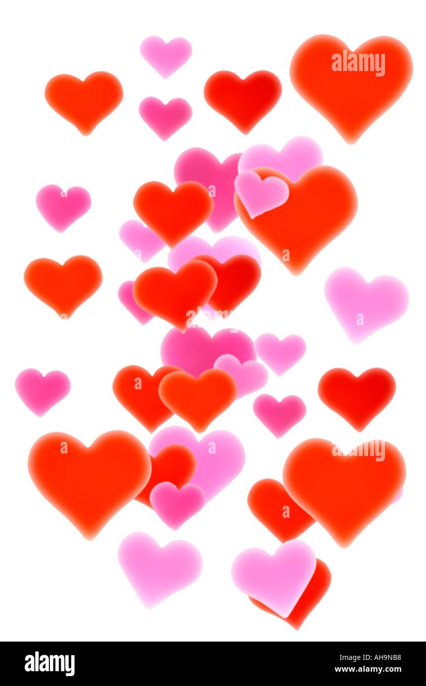 Love Heart Coeur Valentine Valentines Day Kiss Bisous Ami Amie