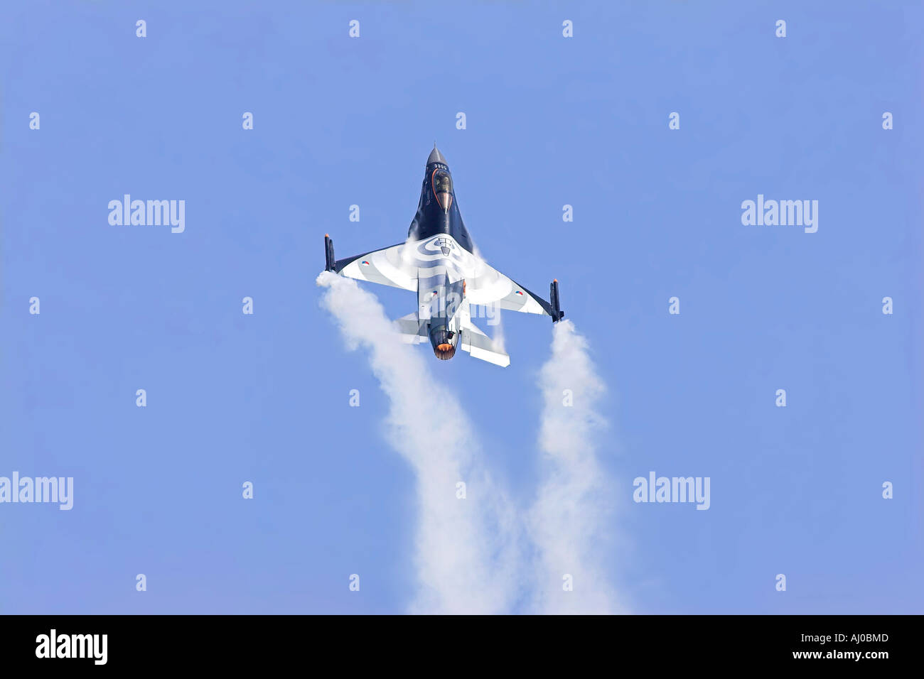 Lockheed Martin f16 Fighting Falcon Banque D'Images