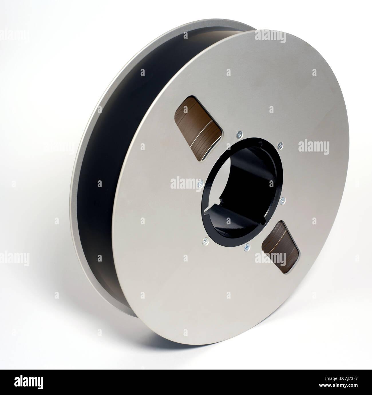 Bande magnétique Photo Stock