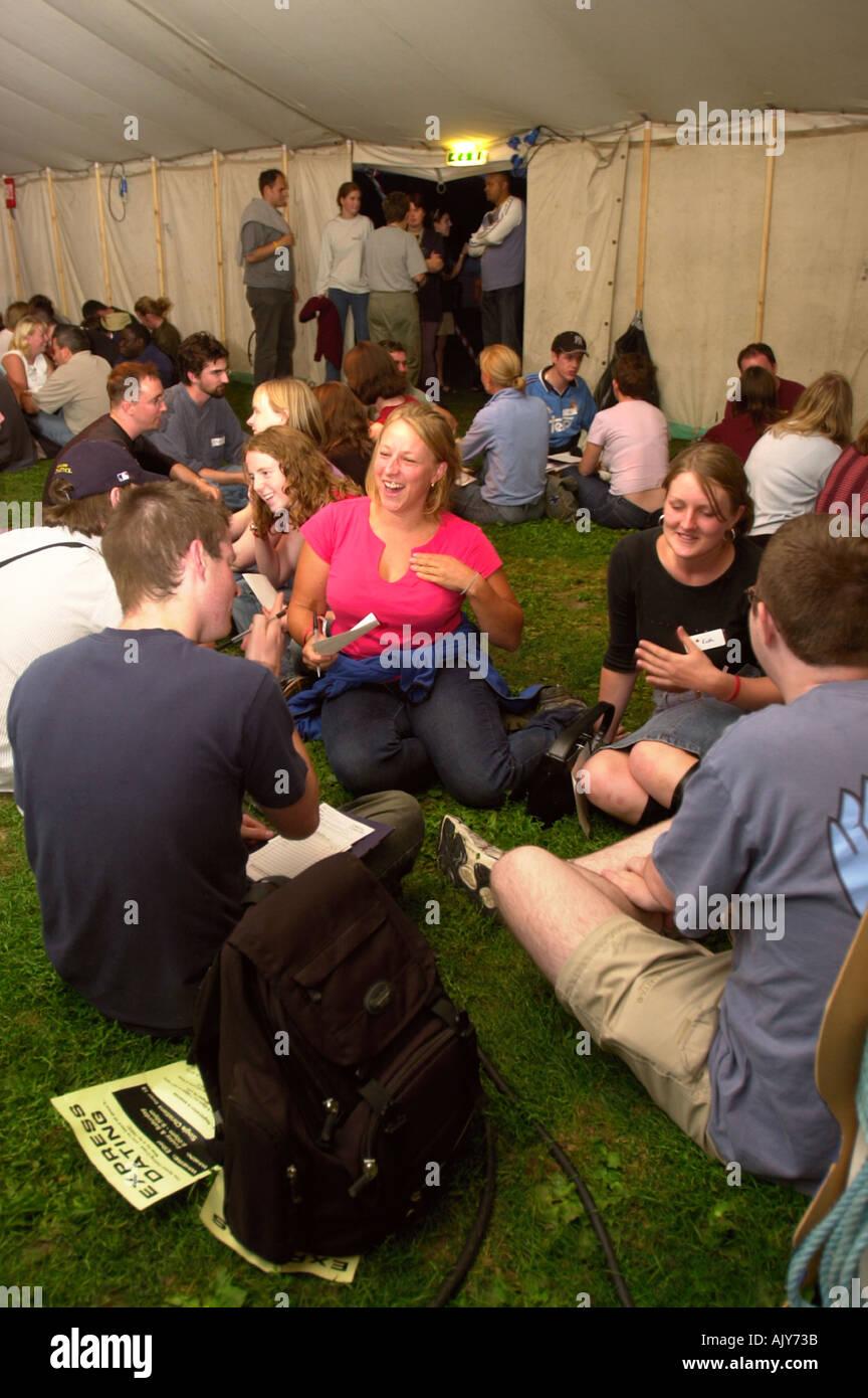 Speed Dating Festival de téléchargement rencontres en ligne mondiale