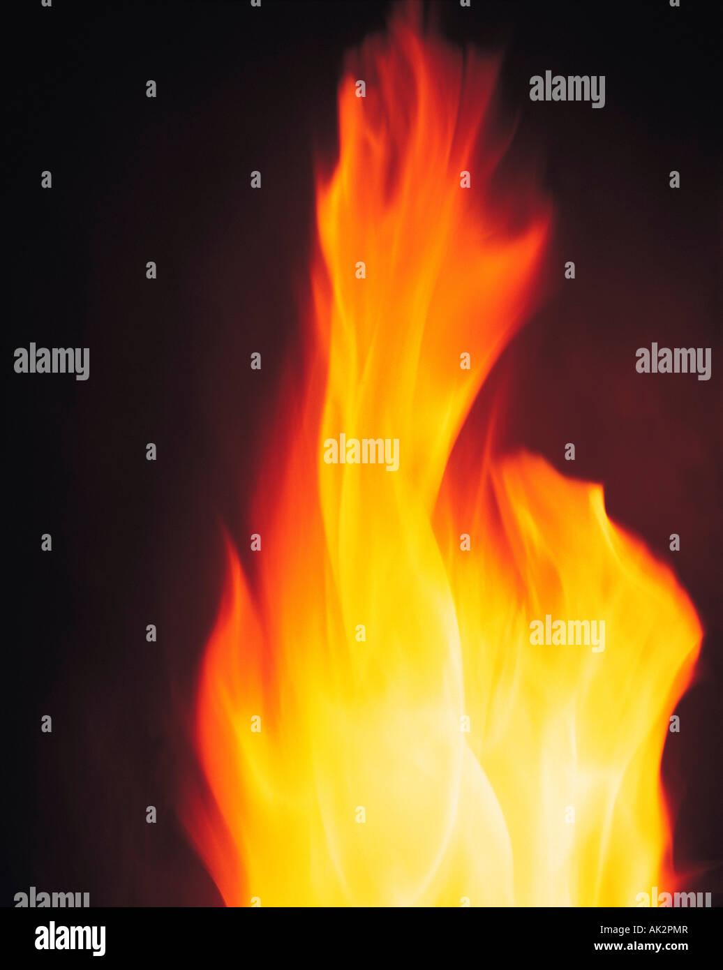 Still Life, de l'environnement et la nature, le feu, les flammes, Photo Stock