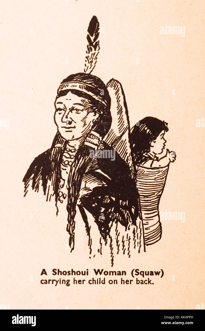 Caricature d'un écolier des années 1950 Rapport annuel Photo Stock