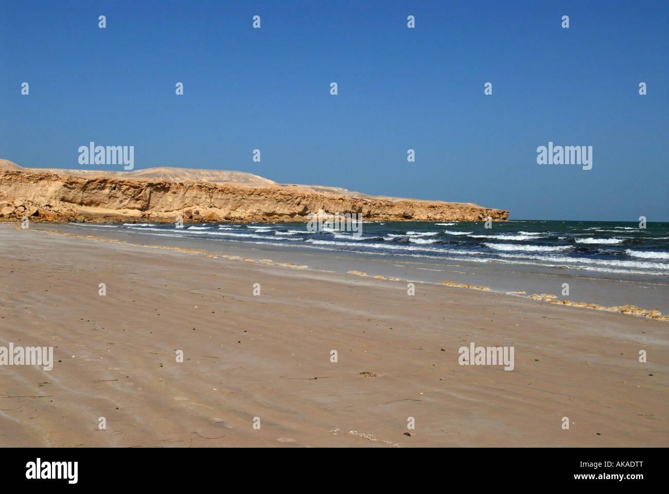 Océan Atlantique Mauritanie Parc National Du Banc Darguin Banque D