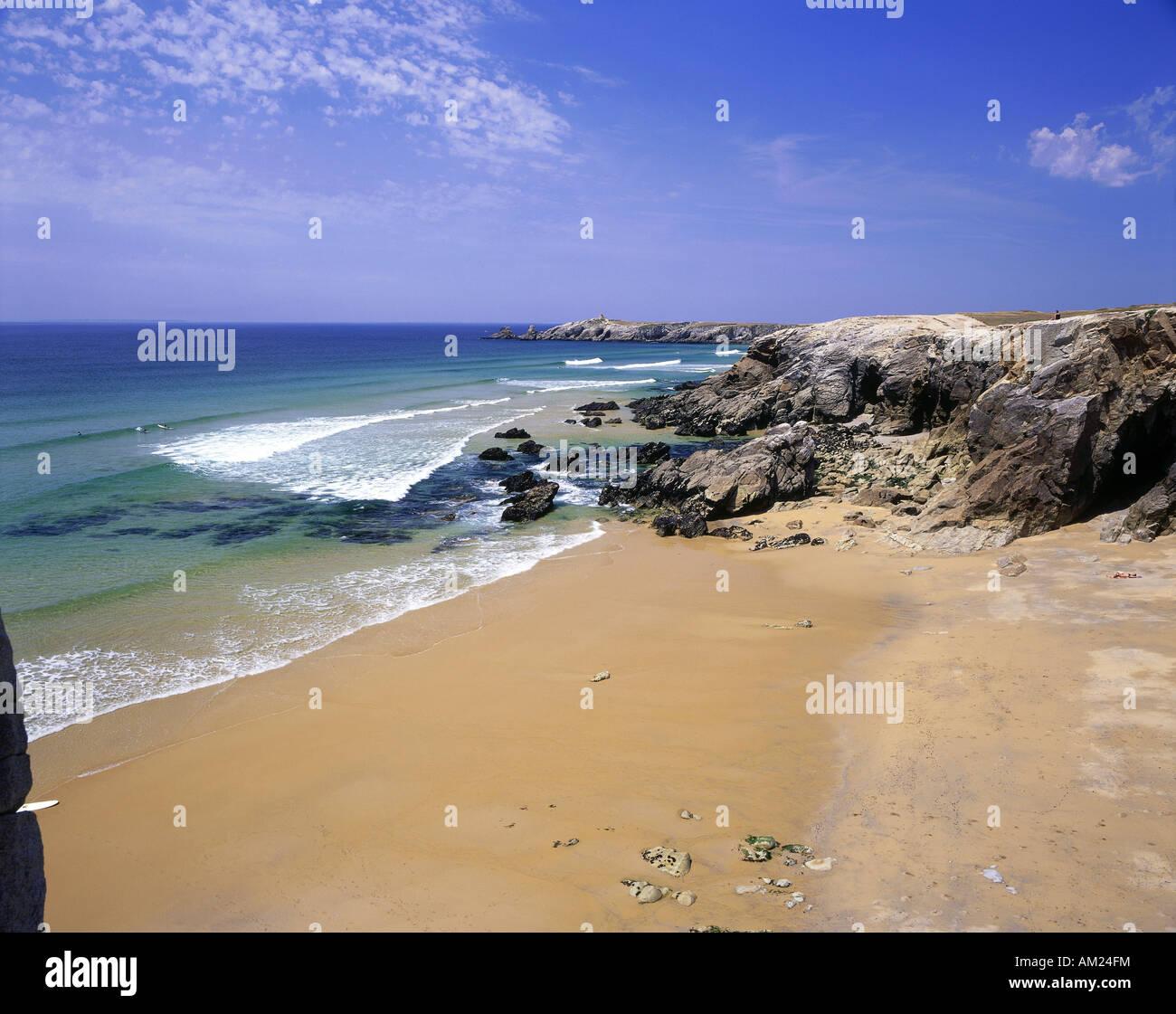 quiberon paysage