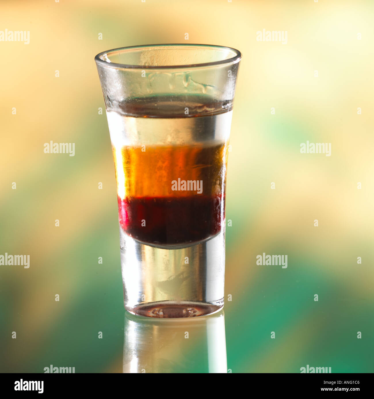Silver Berry Cocktail Vodka Framboise Creme De Cassis Cointreau