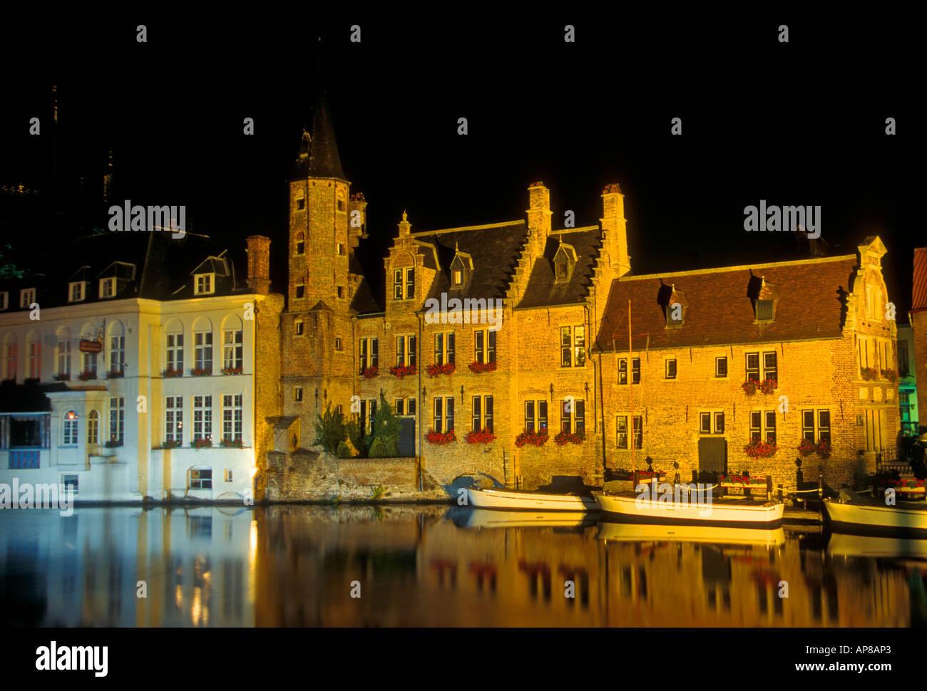 BELGIQUE FLANDRE OCCIDENTALE BRUGGE BRUGES Hôtel de