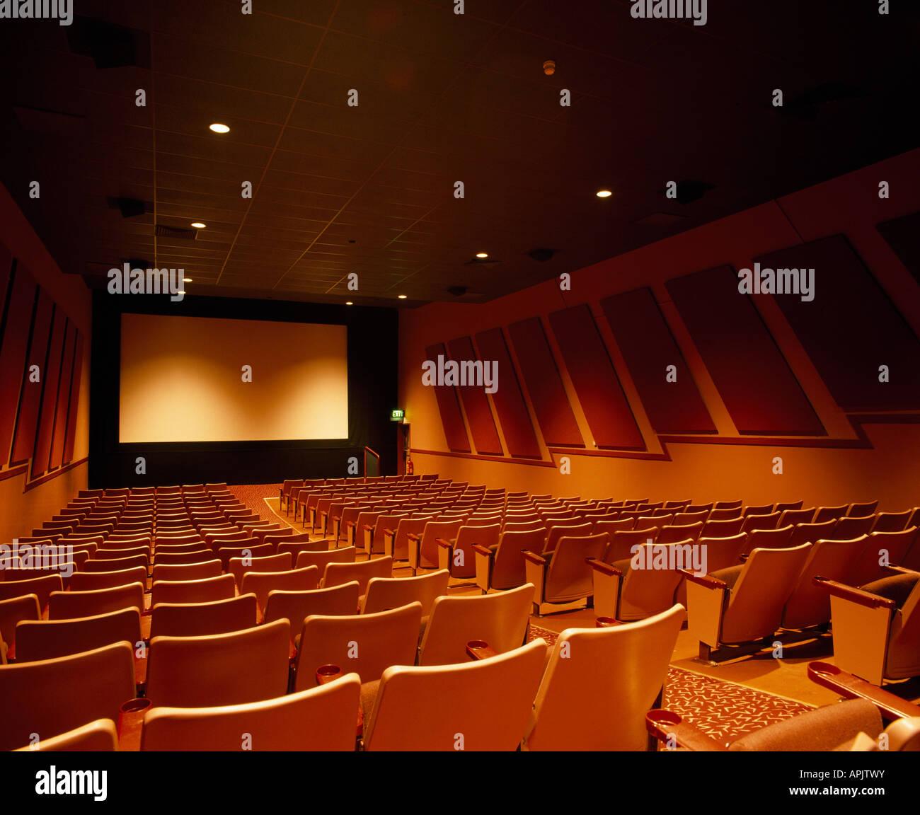 Cinéma Photo Stock