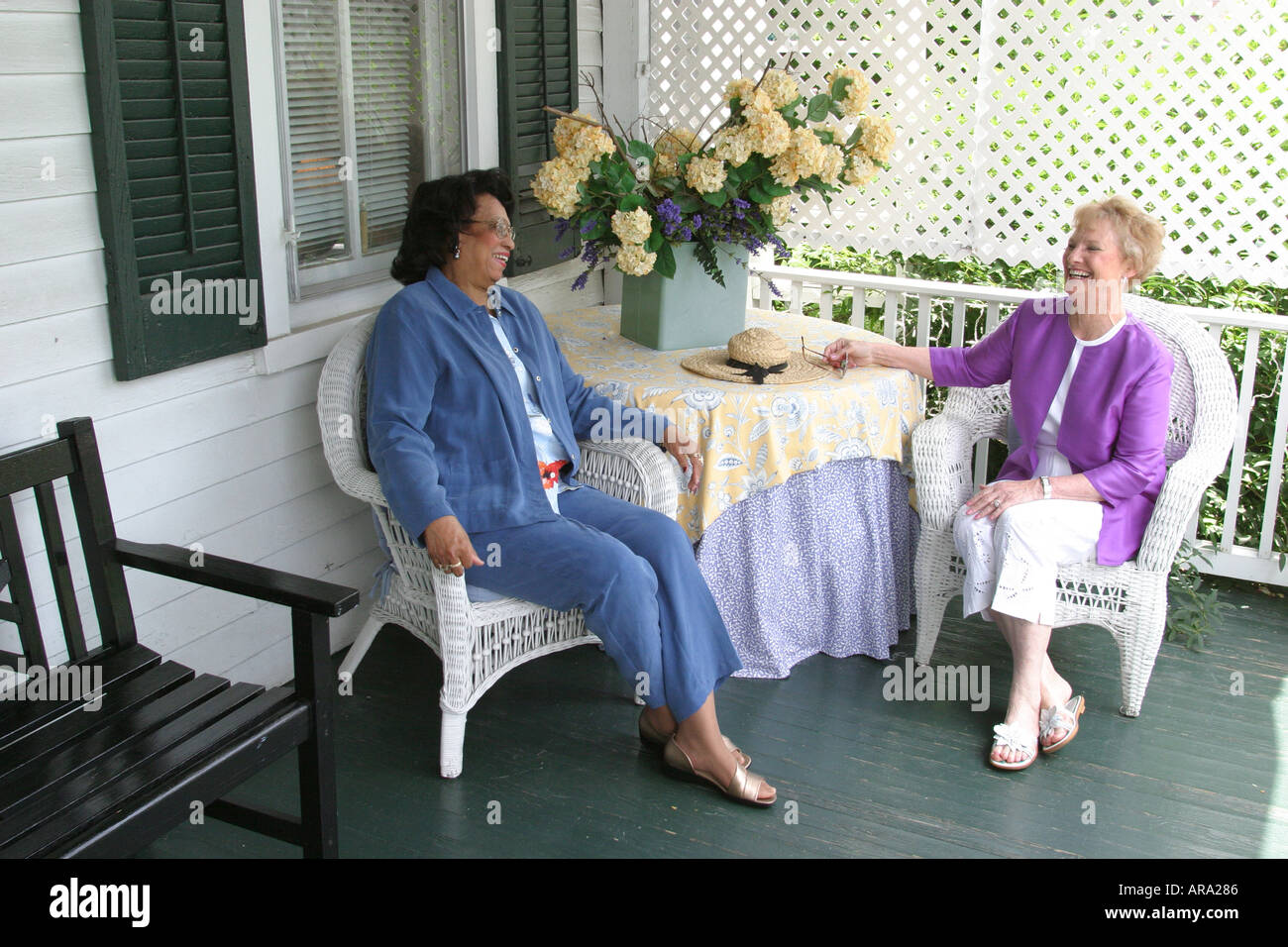 Virginia, va, Sud, Tidewater Area, Newport News, The Boxwood Inn, hôtels hôtels hôtels motels inn motel, visites Banque D'Images
