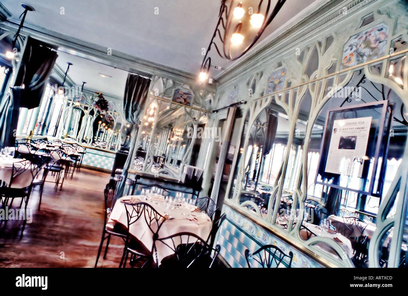 Architecte D Intérieur En Belgique paris, france, l'intérieur, salle à manger vide en belgique