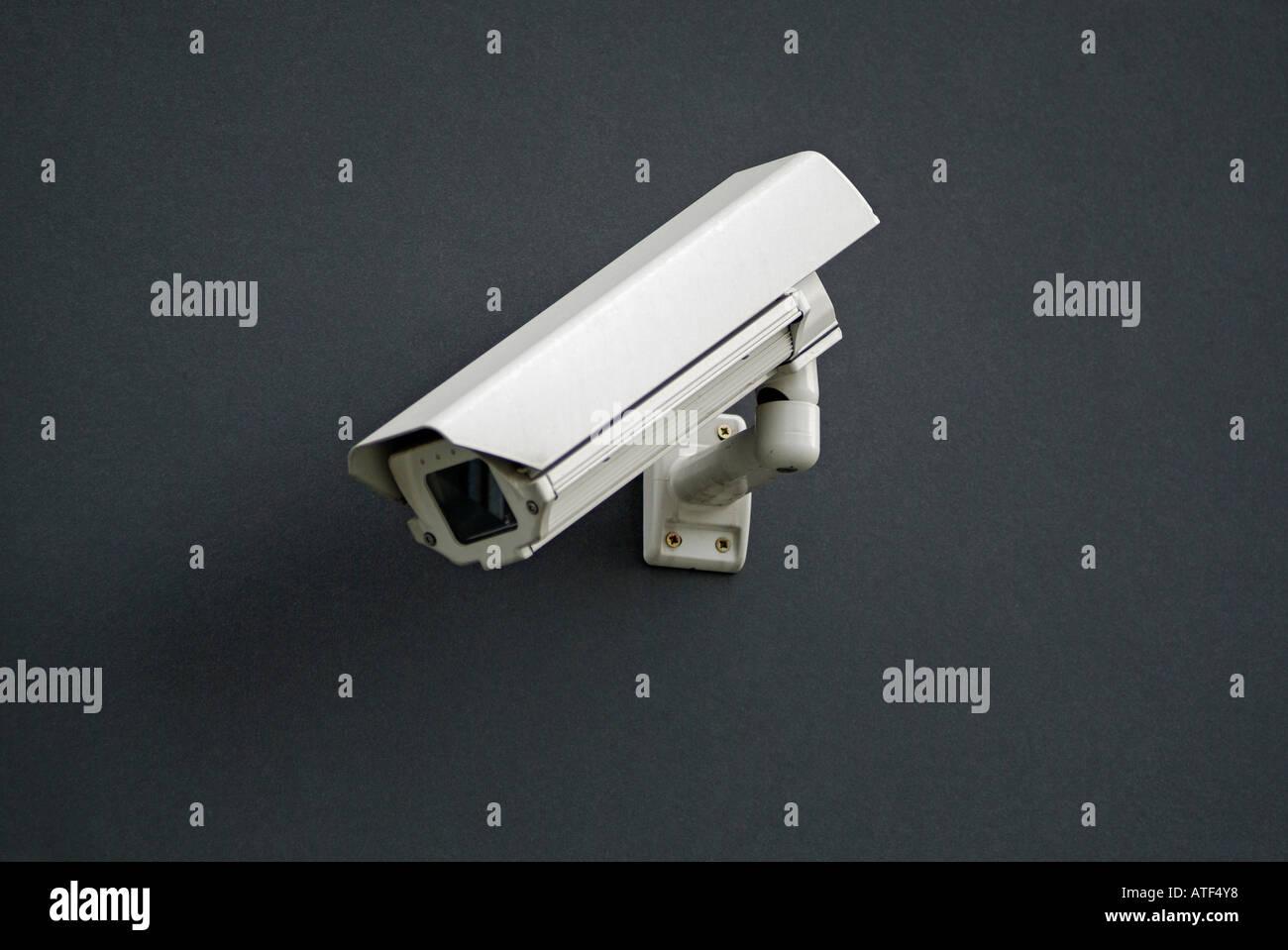 Caméra CCTV Photo Stock