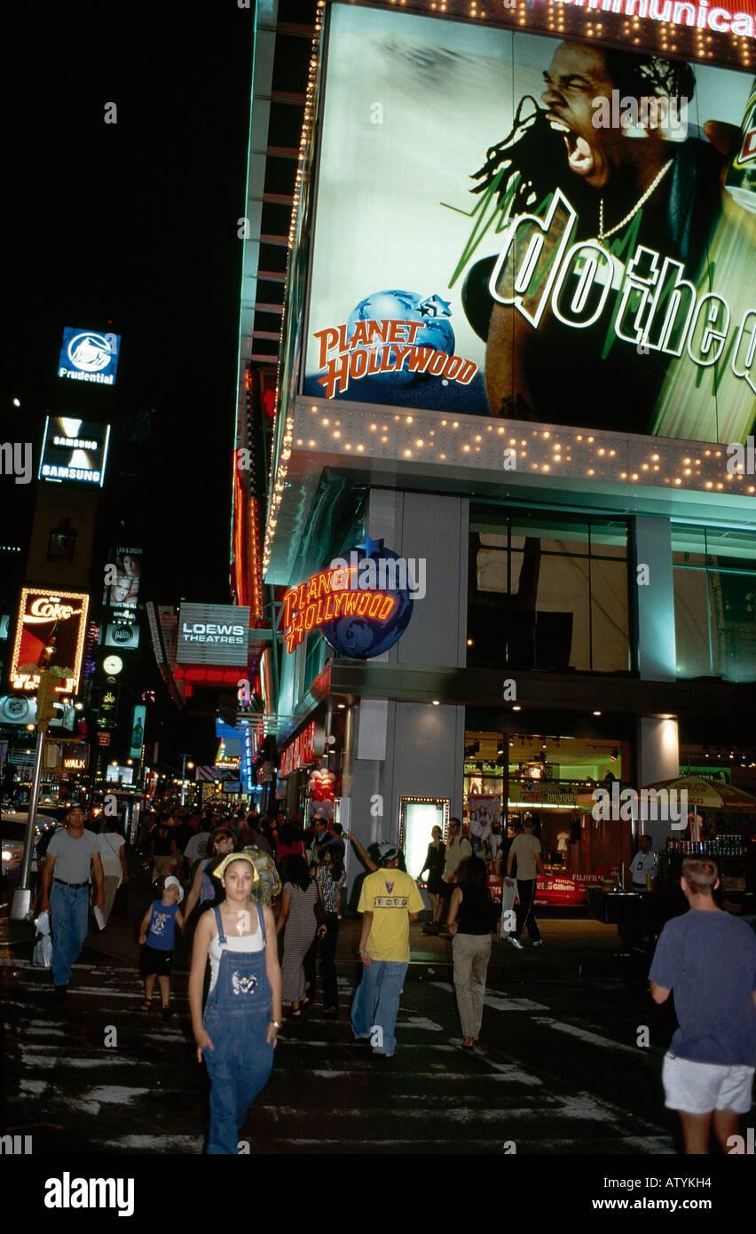 Plaques Panneaux Enseignes Tôle Plaque Ville Deco Time Square New