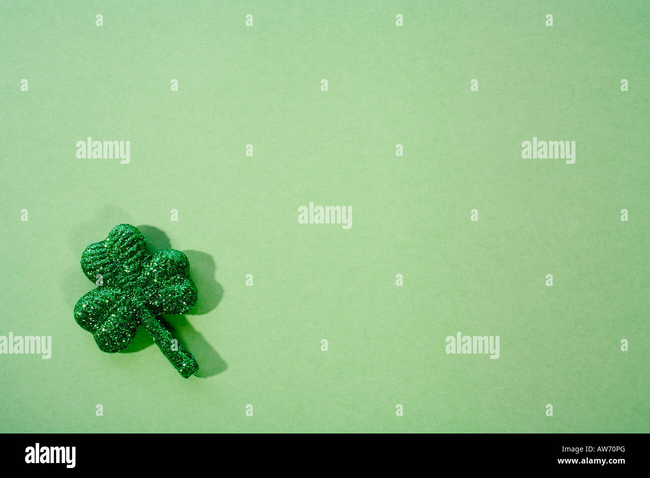 Shamrock Photo Stock