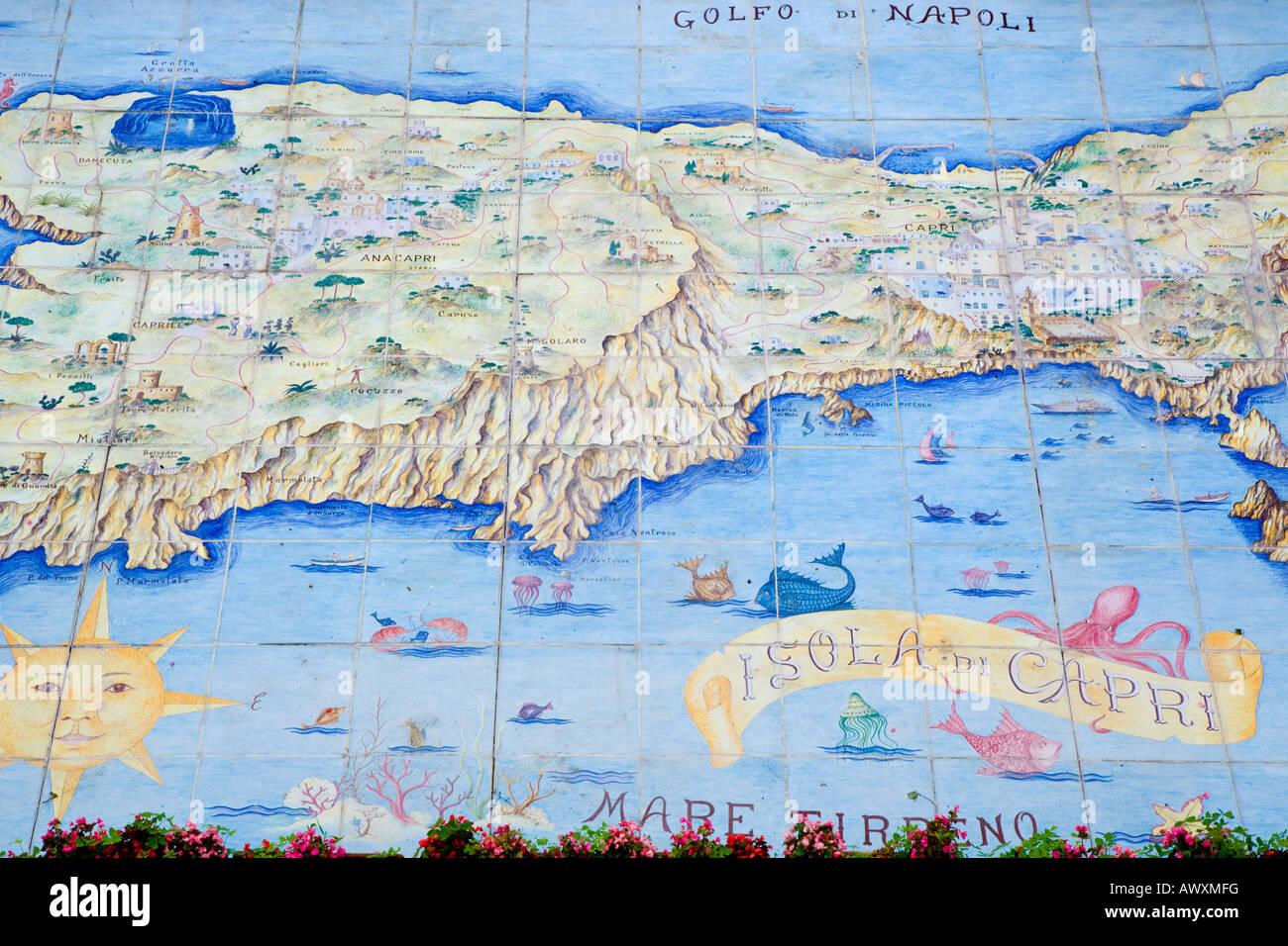 PLan de Capri