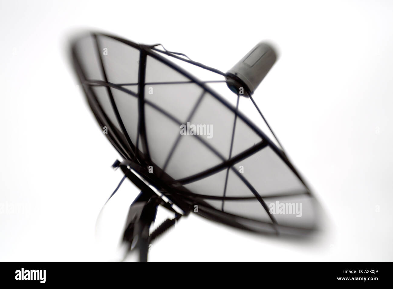 antenne parabolique banque d'images, photo stock: 9673256 - alamy