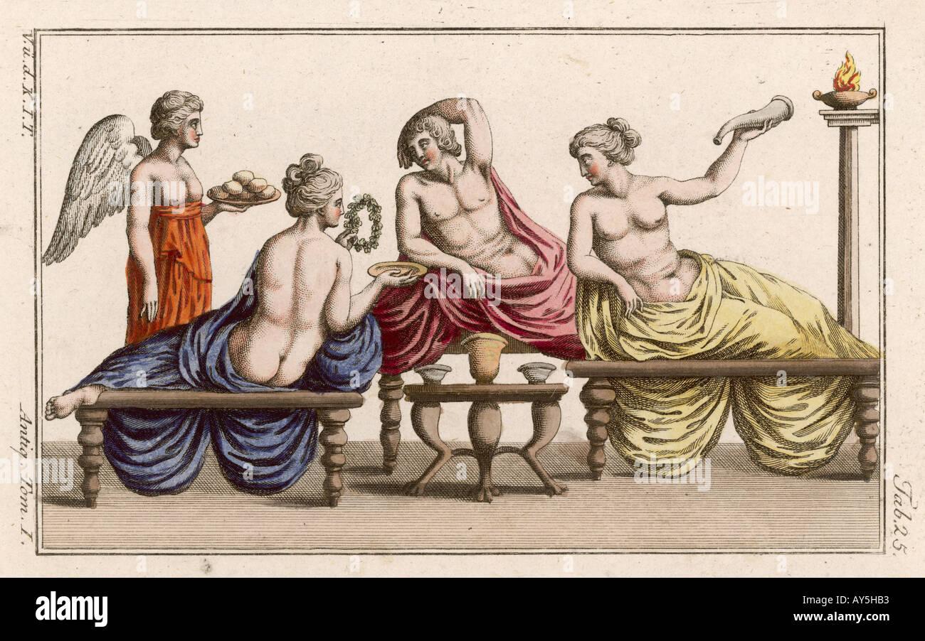 orgie romain toutes les adolescentes nues