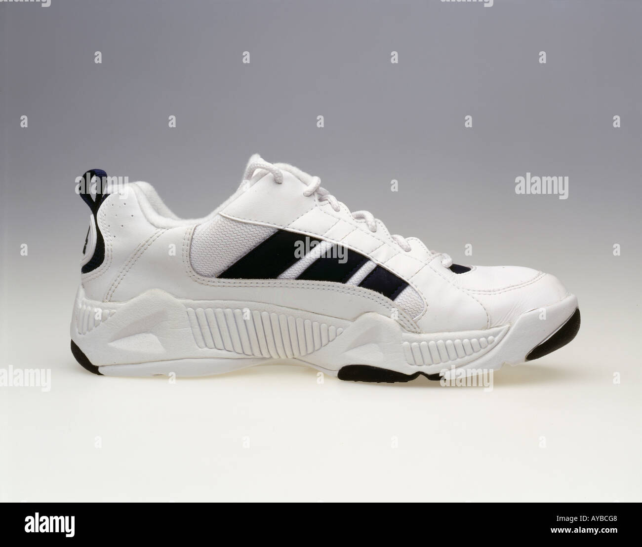 Chaussure de sport Photo Stock