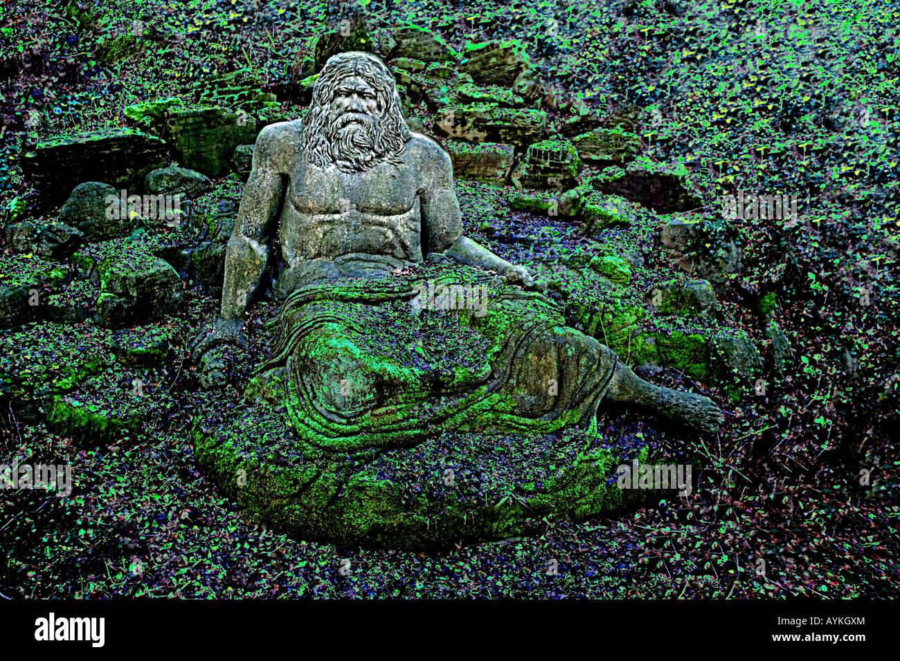 Texte: Mondo verde parc de loisirs de Mondo Verde Pays-Bas Banque D'Images