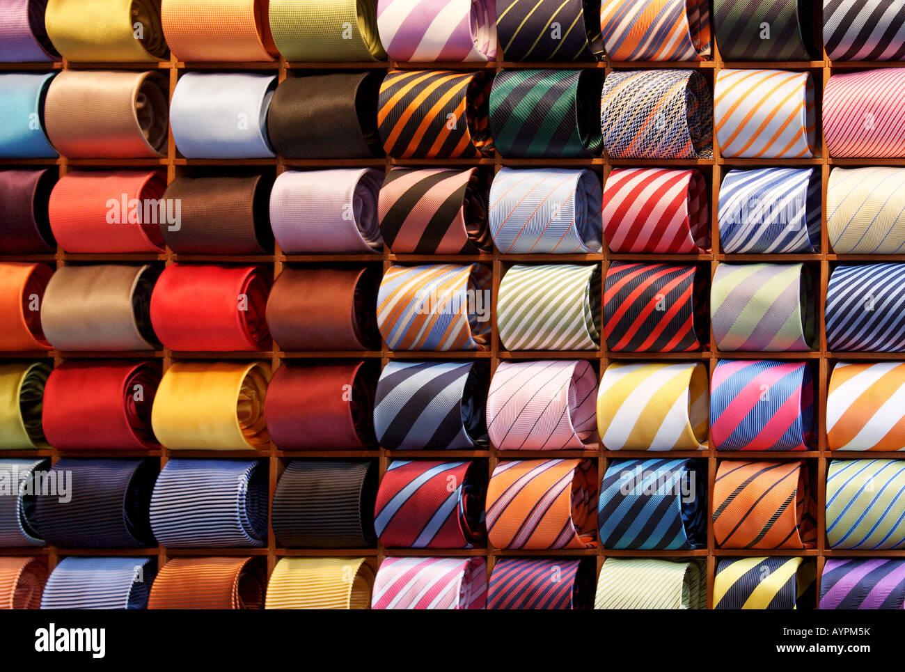 Liens colorés Photo Stock
