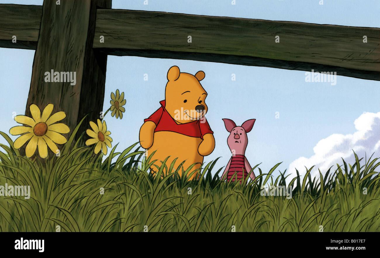 Film À GROS PORCELET' S 2003 Buena Vista/Disney Cartoon Photo Stock