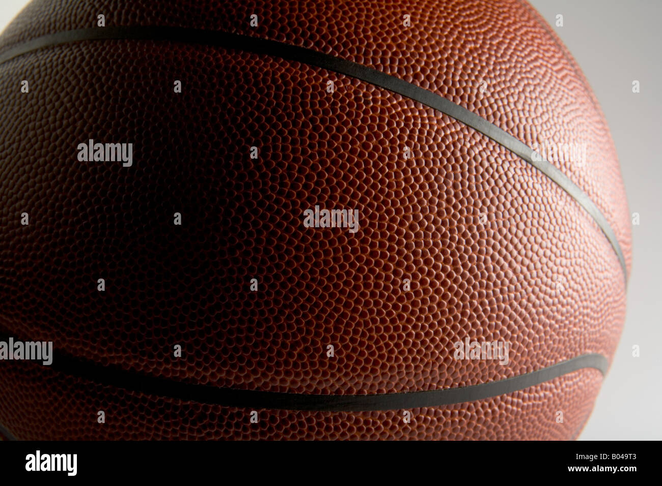 Close up of basket-ball Banque D'Images