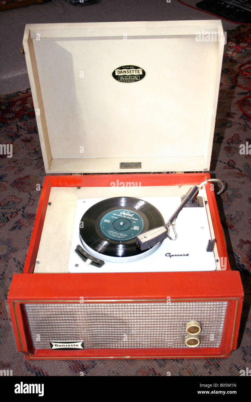 Dansette Photo Stock