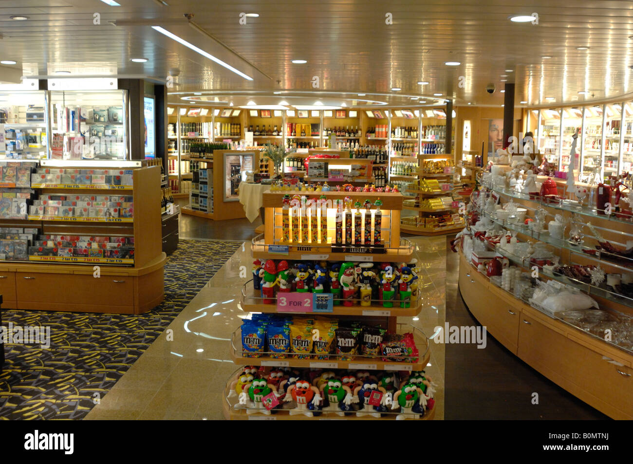 Shop Pont Aven Brittany Ferries Ferry Plymouth A Roscoff