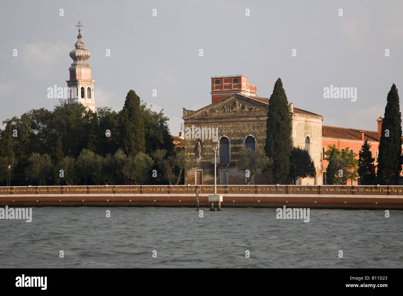 Venezia, Venezia, Insel der Armenier, Photo Stock