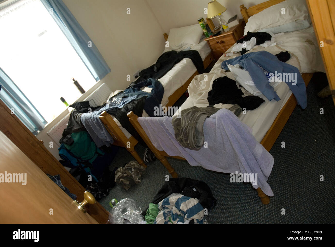 untidy photos untidy images alamy. Black Bedroom Furniture Sets. Home Design Ideas