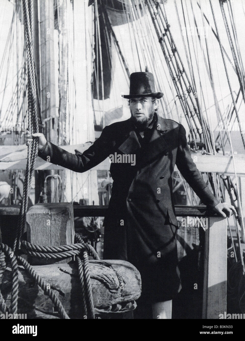 Capitaine moby dick