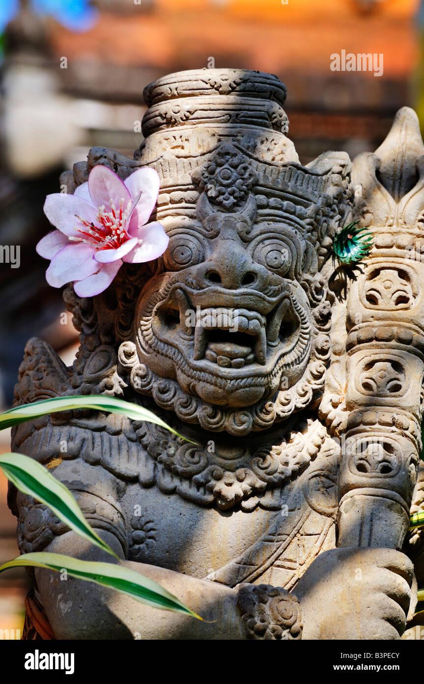 La mythologie balinaise, figurine, Bali, Indonésie Photo Stock