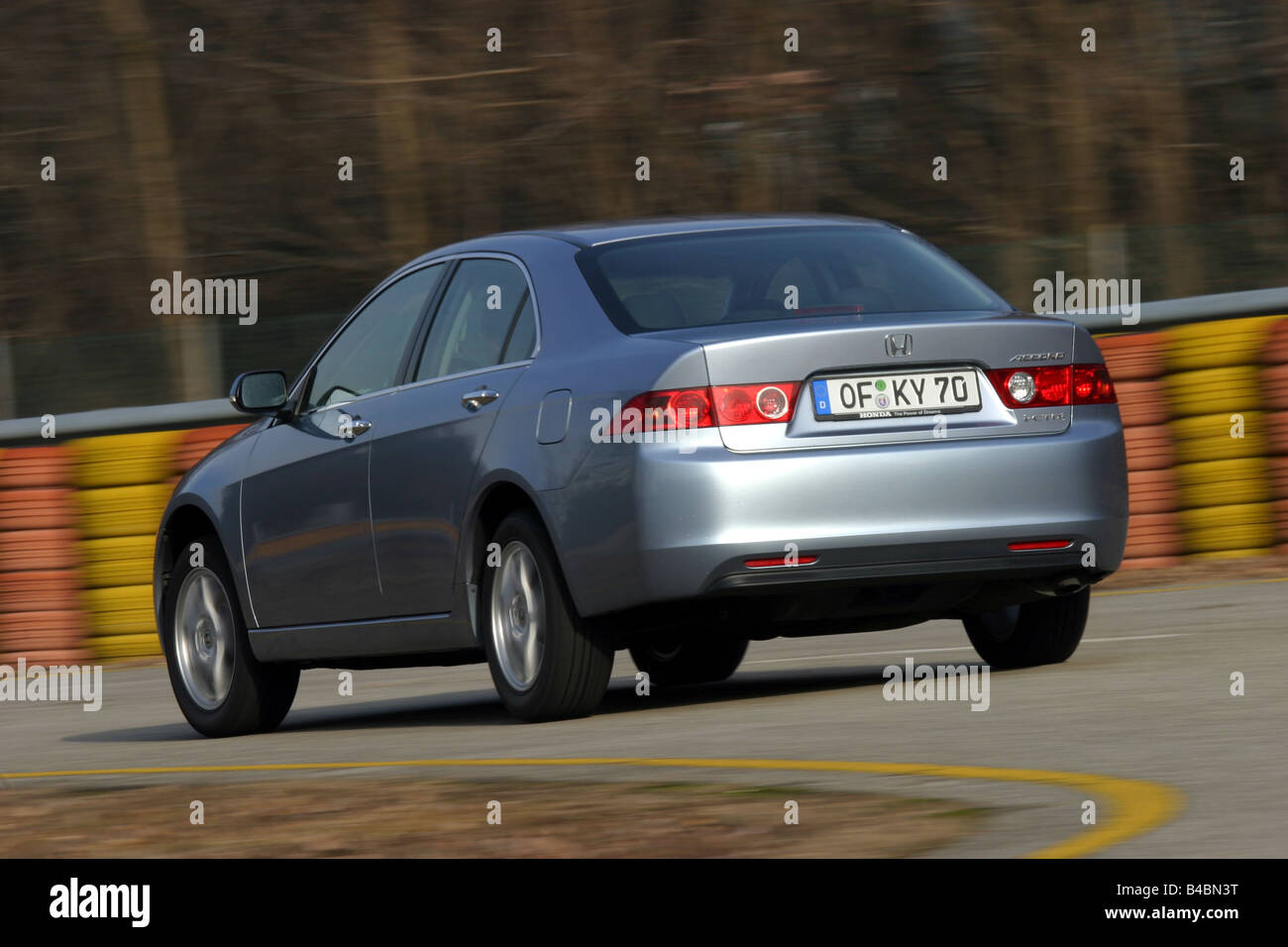 honda accord i ctdi photos honda accord i ctdi images alamy. Black Bedroom Furniture Sets. Home Design Ideas
