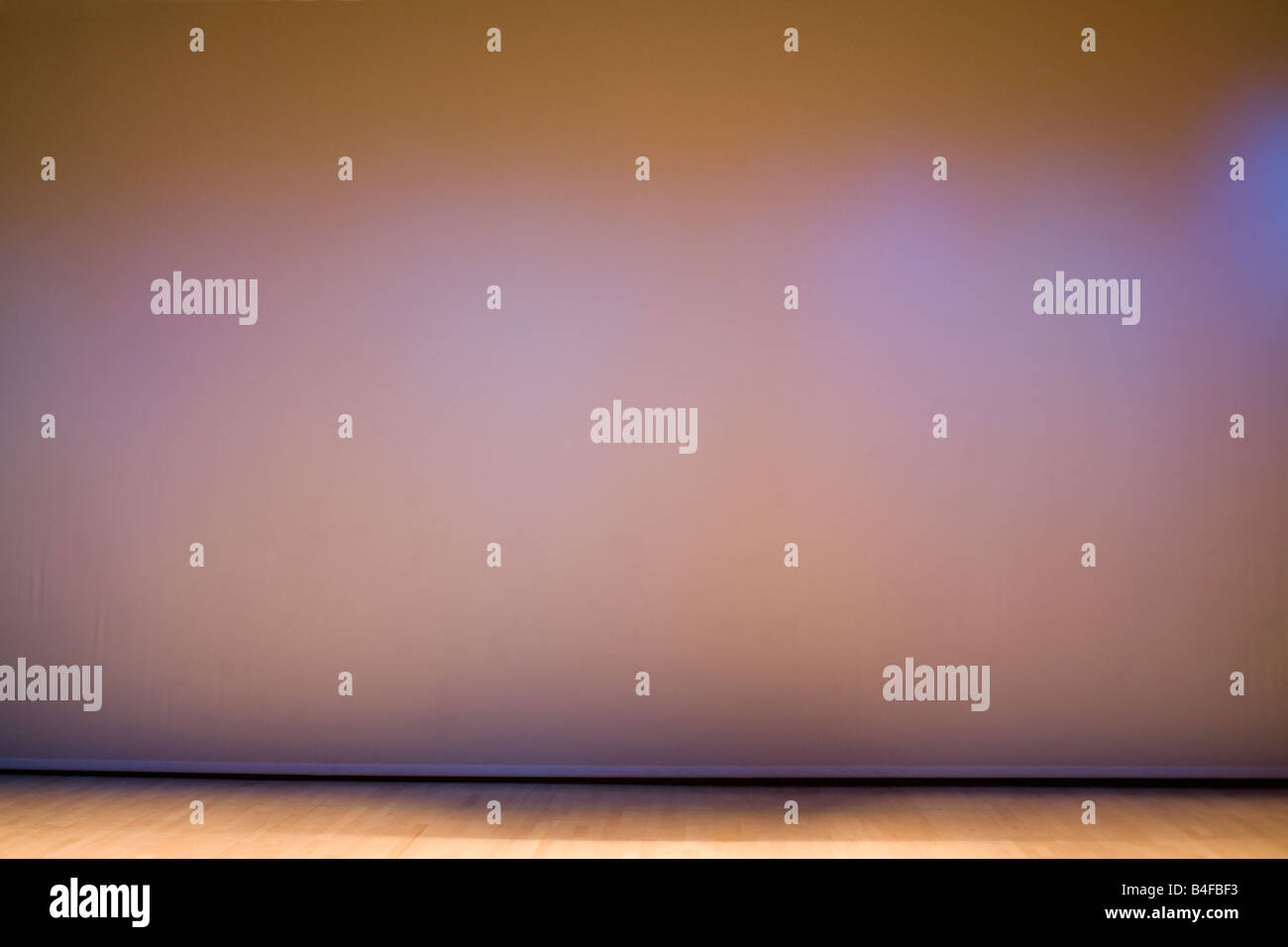 Scène vide au centre culturel du Lycee Francais à Manhattan, New York City, New York, USA. Photo Stock