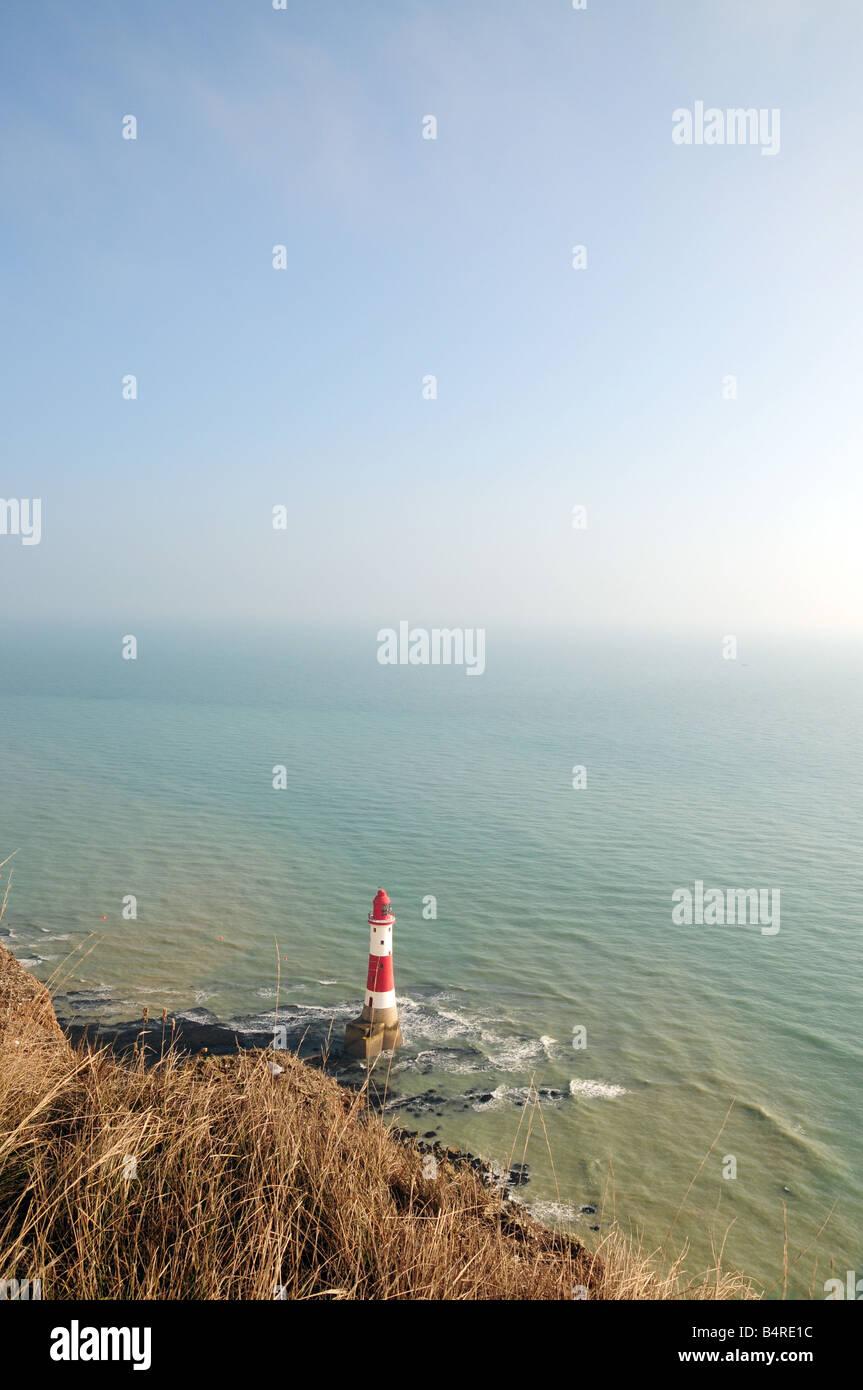 Beachy Head Lighthouse Photo Stock