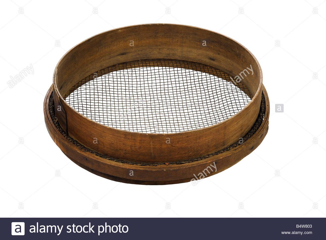 Les bandes de bois de la grille du jardin traditionnel., tamis ...