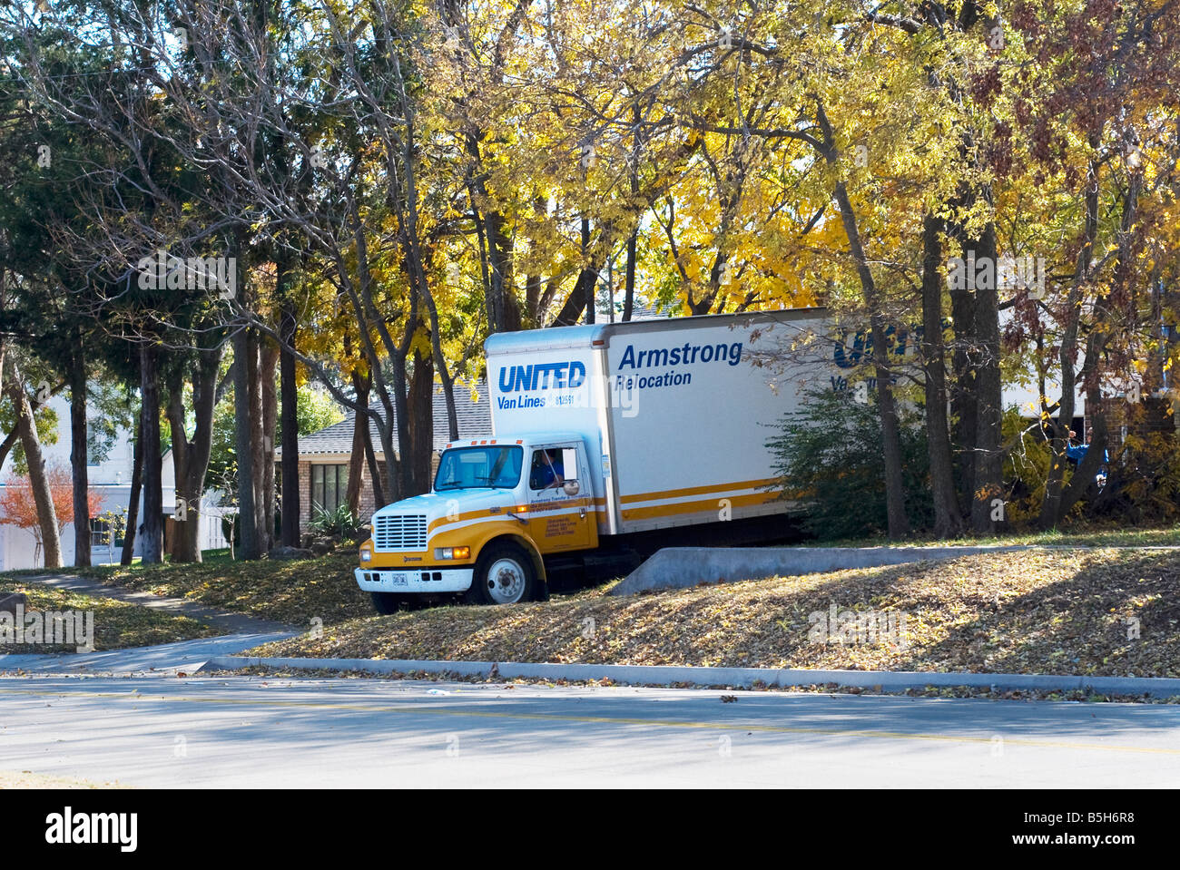 demenagement united van lines
