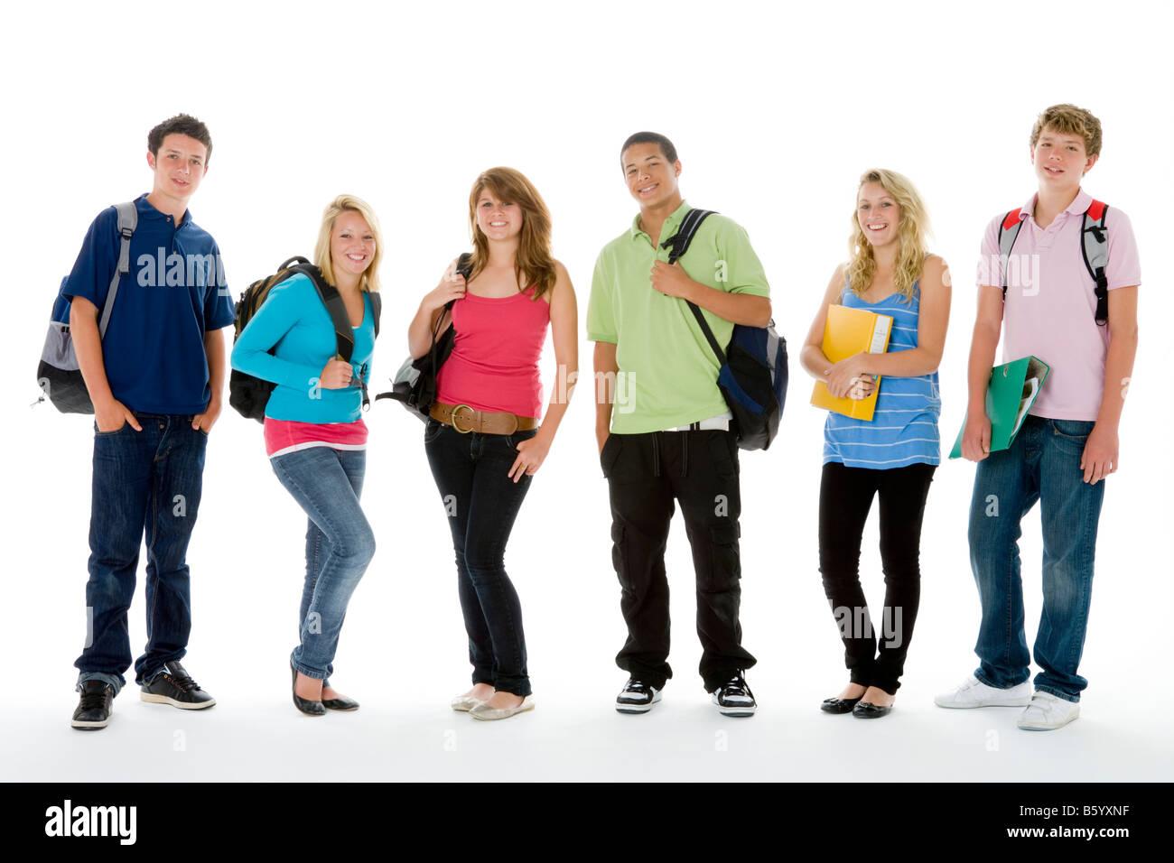photos de l'adolescence nu Lil Teens