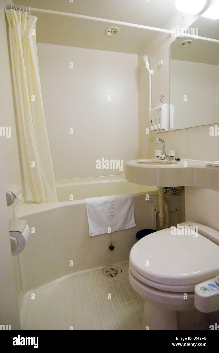 Psyche Pivotant Salle De Bain ~ salle de bains typique l h tel budget inn toyoko cha ne japon